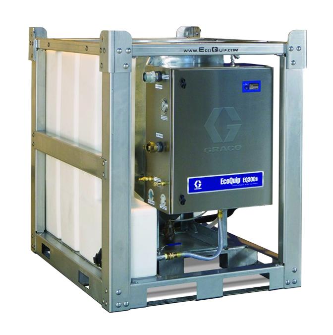 Ecoquip 174 Wet Vapor Abrasive Blast System Abss
