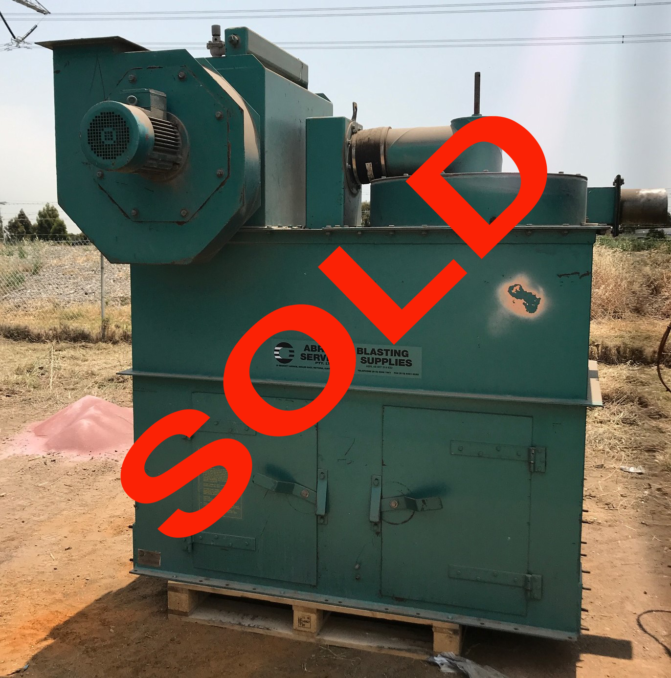 Recovery Unit 2 SOLD