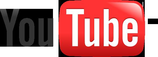 youtube logo standard againstwhite