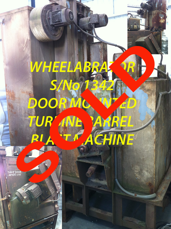Sold For Sale Wheelabrator